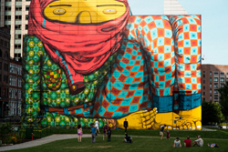 Street art guide - 5 byer i USA